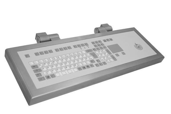 an industrial keyboard made by Wöhr